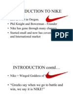 Nike Ppt Brand Personality