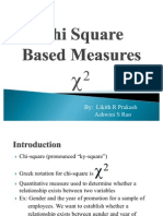 Chi Square Based Measures