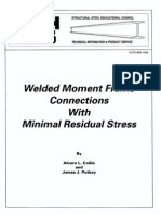 Welded Moment Connections