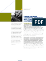 Enhancing Your Competitive Advantage With Custom-Developed Solutions