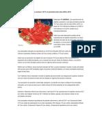 Exportaciones de páprika informacion¡¡