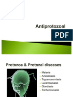 Antiprotozoal and Antihelminthic Drugs_handout