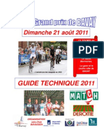 Guide Complet Bavay 2011