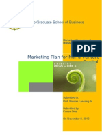 Sample Marketing Plan