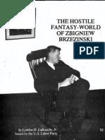 TheHostileFantasyWorldOfZbigniewBrzezinski