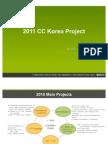 2011_CCKorea Roadmap