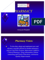 Pharmacy Lecture