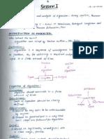 DSA - Algorithms