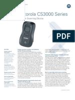 Motorola CS3070 Specification