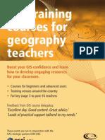 GA GIS flyer