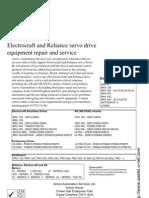 Electrocraft Sheet