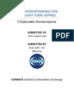 Audit Firm