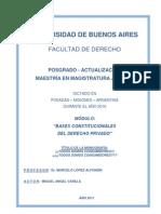 Miguel Angel Varela - Defensa del Consumidor - Actualización UBA - Posadas - Misiones