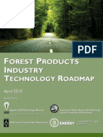 Forest Products Industry Tech RM-043010