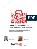 Bigmouth Media Online Travel Report 2011