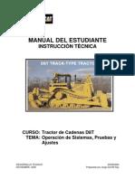 Manual Del Estudiante D8T