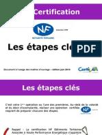 Etapes Cles de La Certification NFBTHPE PEQA 072010