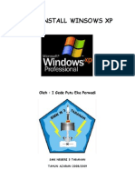Instalasi Win Xp_eka