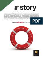 Health Advocate's Story
