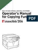 E-Studio 166 Op Manual Copy Ver1[1]