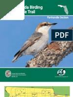 Panhandle Great Florida Birding and Wildlife Trail Guidebook