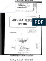 Air-Sea Rescue History