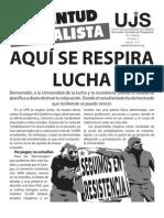 Aquí se respira lucha, Boletín #5, Agosto 2011