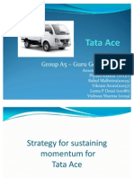 Strategic Memo - Tata Ace