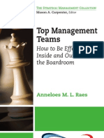 Top Management Teams