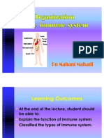 Organization of Immune System (2)