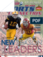 The Iowa Sports Connection 2011 Pigskin Preview Edition