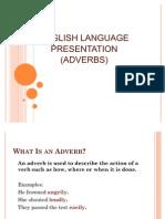 35538673 Presentation Adverb