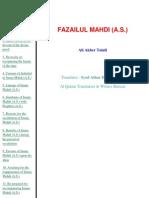 FazaelulMahdiEnglish