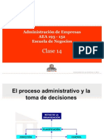 Admin is Trac Ion de Empresas Clase 14