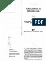 Tomo 3 Vol. 1 Puig Brutau, El Derecho Real...
