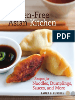 Recipes from The Gluten-Free Asian Kitchen by Laura B. Russell