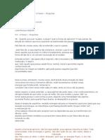 PASSE O Reciclagem Mediúnica - O Passe I - Perguntas