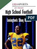 High School Football Preview