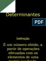 Determinates