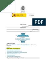 Seguridad Social-Cotizaciones Autonomos Para Cobrar Paro 2011