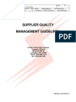 Supplier Quality Practice