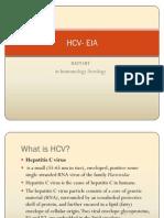 HCV- EIA