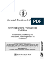 Antimicrobianos na prática clínica pediétrica