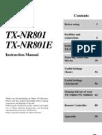 TX-NR801
