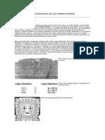 El Tiwanacu y La Distribucion de Los Numeros Primos