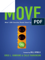 Move by Greg L. Hawkins & Sally Parkinson, Excerpt
