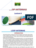 Lecture Loop Antenna