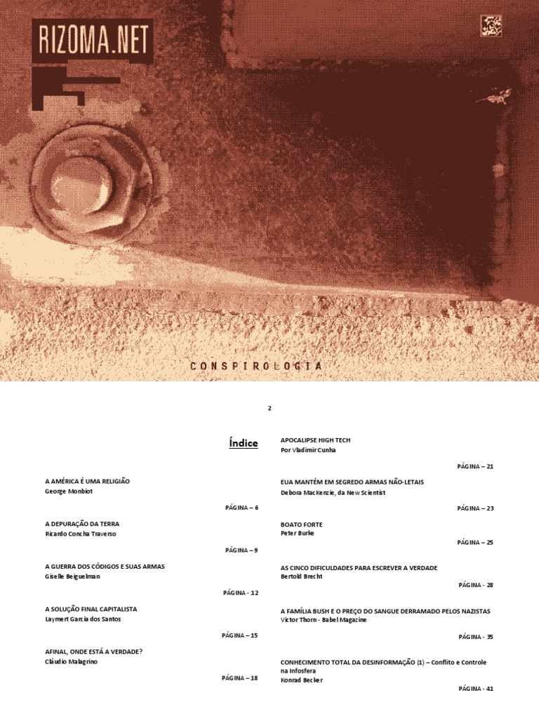 Conspirologia - Rizoma.net 9f9d48f472