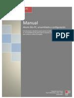 Manual de Ensamblado de Máquina EEG Akonic BioPC