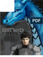 Rider- unfinished